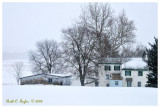 Winter Morn at Maximuck Farm