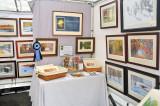 2009 Essence of Upper Bucks County award  at the Quakertown Arts Alive festival