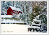 Winter Afternoon at Cutalossa Farm