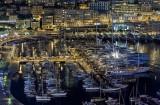 Monaco at night....port de Monaco