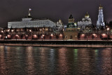 Moscow at night...(HDR)