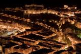 At night. Monaco Ville & Place d'Armes