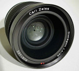 Zeiss M42 and Contax lenses