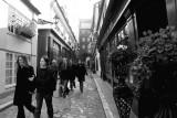Promenade entre Saint-Germain-des-Prés et le Quartier Latin...