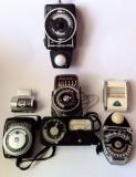 Various Lightmeters