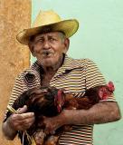 El vendedor de gallos
