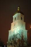 St. Sophia at night