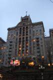 Stalin era building in Kyiv