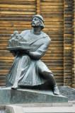 Unknown statue