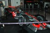 McClaren F1 Mock up at Heathrow Hilton