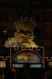 Spamalot at the Palace