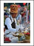 Piodalan Melasti at Bali