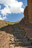 The Way to Alamut Fortress