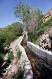 Khur Waterfall Walkway