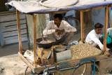Vendor - Roasting Peanuts