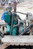 One-cylinder Diesel Engine