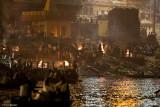 Cremation Fires Of Varanasi