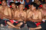Monkey people dancers
