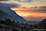 Alba nel PNALM , Sunrise in the Abruzzo National Park