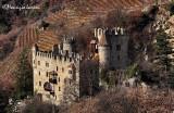 Castello nei dintorni di Merano , Castle near Merano