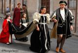 La sfilata , The parade
