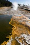 Upper Geyser Basin, Pump Geyser