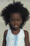 Morondava, young girl