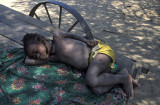 Bekopaka, «la siesta»