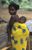 Bekopaka, proud young mother