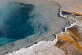 Lower Geyser Basin, Fountain Paint Pot, Silex Spring