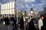 Tehran, rush hour