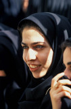 Tehran, young girl