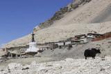 Rongphu Monastery