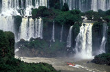 Iguaçu Falls, Argentina and Brasil