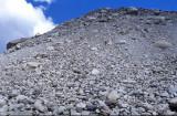 Coming down ro Piedras Blancas Glacier