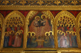 Santa Croce Church painting
