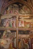 Santa Croce Church frescoes