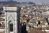 Campanile from the top of the Dome