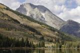 String Lake and Rockchuck Peak