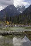 String Lake and Teewinot Peak