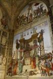 Santa Maria Novella' frescoes