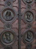St. Stephen's Basilica door