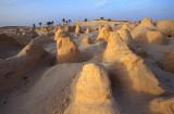 Between the desert and Chott el Gharsa