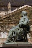 Statue at Roosevelt Square