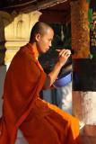 Wat Sop, early morning work