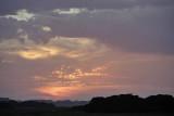 Sunset near Yanakie