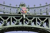 Detail of Liberty Bridge