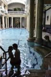 In love at Gell�rt Baths