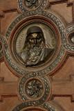 St, Stephen's Basilica, detail of the door