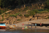 At Mekong River